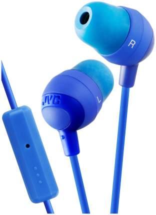 Наушники JVC Marshmallow HA-FR37-A Blue