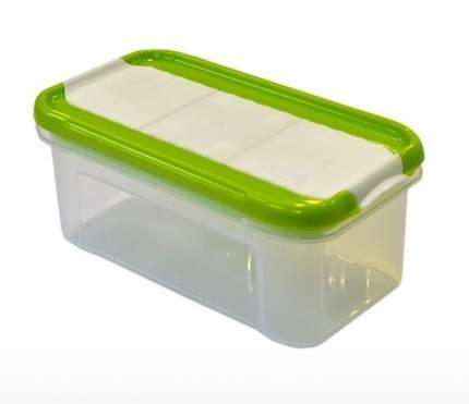 Банка для сыпучих продуктов Giaretti Krupa 0.5л оливковый (GR2234ОЛ)