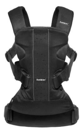 Рюкзак для переноски детей BabyBjorn One черный