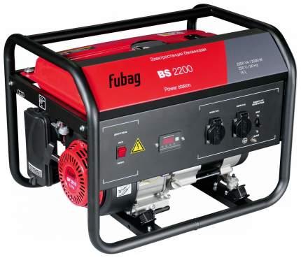 Бензиновый генератор Fubag BS 2200 838208