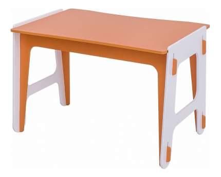 Стол Играем-собираем ДШ №0 оранжевый