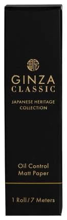 Матирующие салфетки JAPONICA Ginza Classic Oil Control Matt Paper 7 м