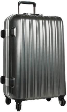 Чемодан Polar Р1155 темно-серый S