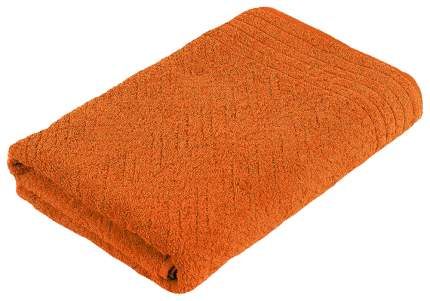 Пляжное полотенце Frottana Elegance-Uni оранжевый
