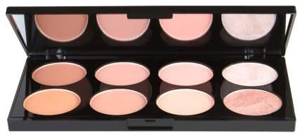 Наборы для макияжа MAKEUP REVOLUTION Ultra Blush and Contour Palette Hot Spice 13 г