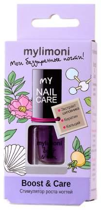 Базовое покрытие для ногтей LIMONI MyLIMONI Boost & Care 6 мл