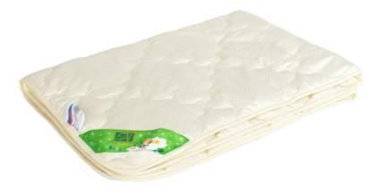 Одеяло детское АльВиТек Модерато 140х105 см белый