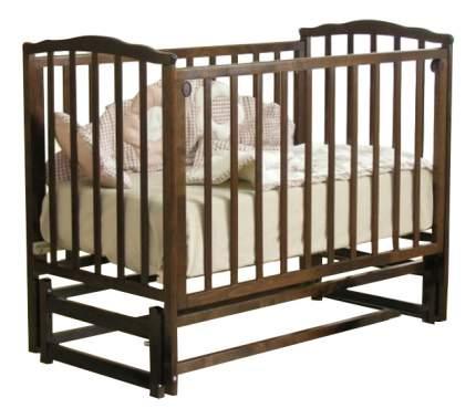 Кровать Красная звезда С-619 Кристина шоколад