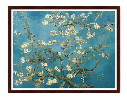 Картина Картины в Квартиру Цветущие ветки миндаля 79 х 100 см