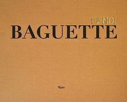 Книга Fendi Baguette