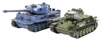 Радиоуправляемый танк Pilotage T34 vs Tiger 1:24