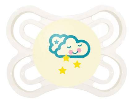 Ночная пустышка MAM Perfect Night облака белая