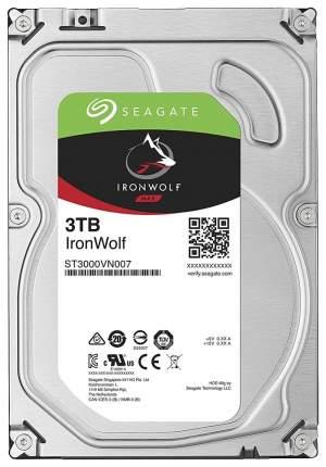 Внутренний жесткий диск Seagate IronWolf 3TB (ST3000VN007)