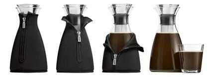 Кофейник Eva Solo 1,4 л чёрный