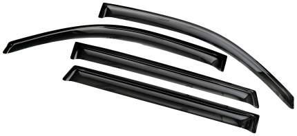 Дефлекторы на окна SIM для Mazda передние и задние окна smama3h0932
