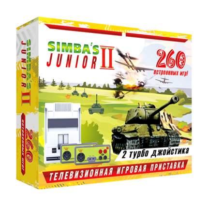 Игровая приставка Simba's Battletanks + 260 игр