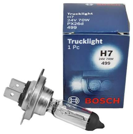 Лампа галогенная Bosch 70W H7 1987302471