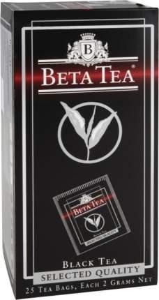 Чай черный Beta Tea 25 пакетиков