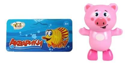 Заводная игрушка для купания Shantou Gepai Поросенок заводной