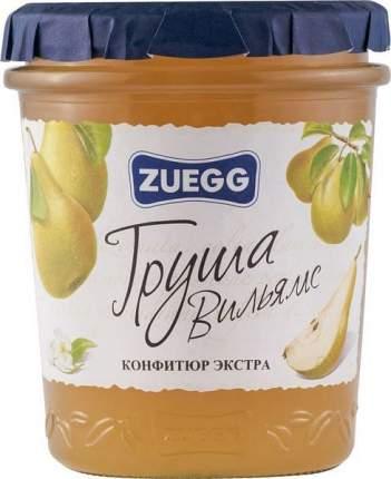 Конфитюр Zuegg экстра груша вильямс 320 г