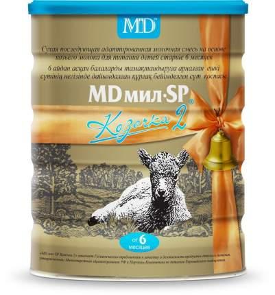 Смесь молочная MDмил SP Козочка 2 (6+) 800 г
