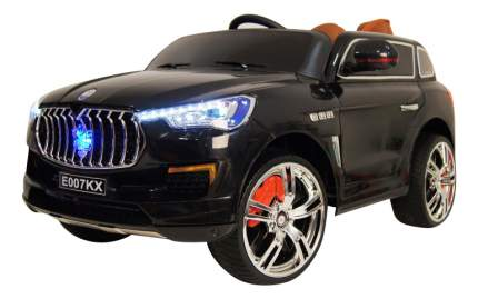 Электромобиль Maserati черный RIVERTOYS
