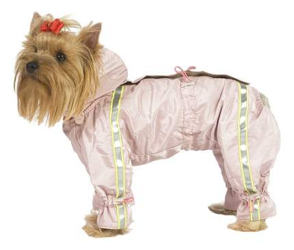Комбинезон для собак ТУЗИК Йоркширский терьер №1 женский, в ассортименте, длина спины 25см