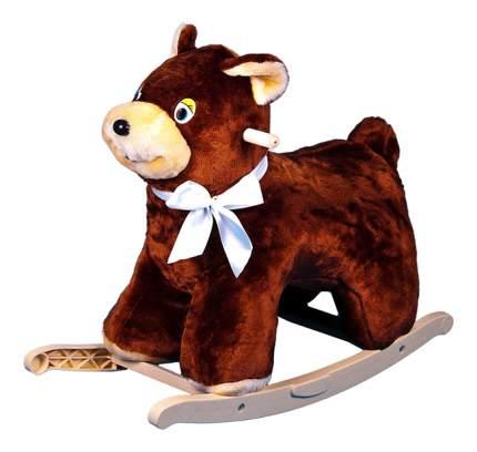 Качалка Тутси Медведь мягкая