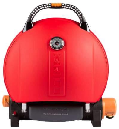 Гриль газовый Pro Iroda O-Grill 800T красный