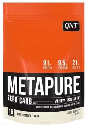 Протеин QNT Metapure Zero Carb 498 г White Chocolate