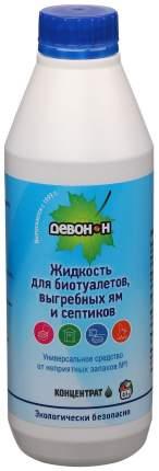 Жидкость для биотуалета Девон-Н 324210 Белый, синий