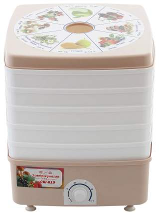 Сушилка для овощей и фруктов Чудесница СШ-010 white/yellow
