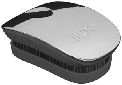 Расческа Ikoo Metallic Pocket Black Oyster