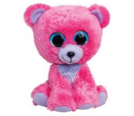 Мягкая игрушка Tactic Мишка Raspberry, розовый, 24 см
