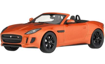 Коллекционная модель Jaguar JDCAFTV8