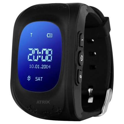 Детские смарт-часы Smart Baby Watch Q50 Black