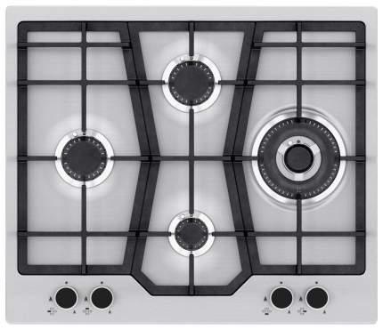 Встраиваемая варочная панель газовая Zigmund & Shtain GN 138.61 S Silver