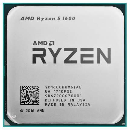 Процессор AMD Ryzen 5 1600 OEM