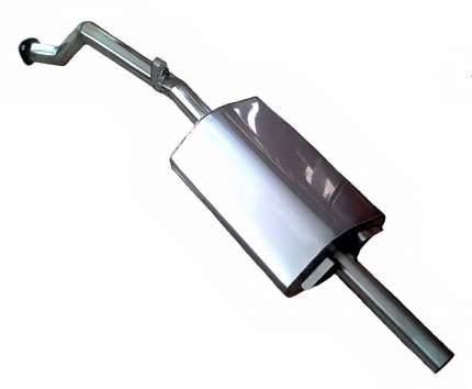 Глушитель выхлопной системы General Motors 96553619