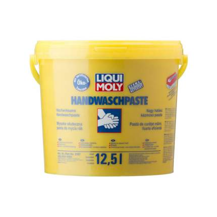 Паста для мытья рук  LIQUI MOLY Handwasch-Paste 12,5л