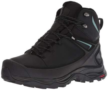 Ботинки Salomon X Ultra Mid Winter CS WP, black/phantom/trellis, 7 UK