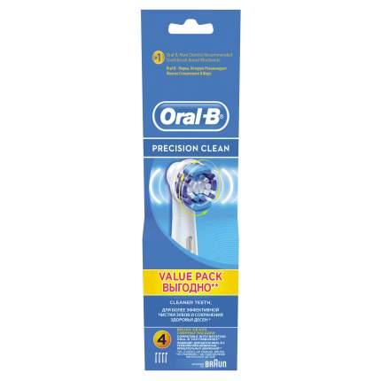 Насадка для зубной щетки Braun Oral-B EB-20 Precision Clean 4 шт