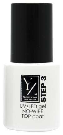 Топ YLLOZURE UV/LED Gel No-Wipe Top Coat 7 мл
