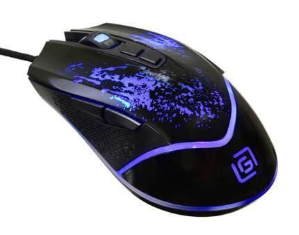 Игровая мышь OKLICK 888G Black