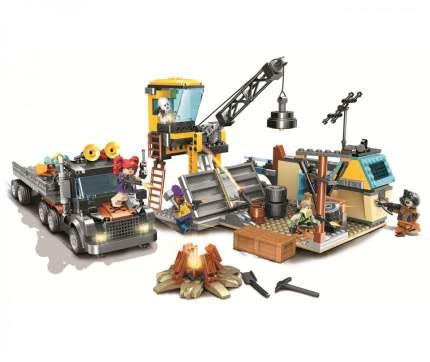 Конструктор пластиковый Bela Fortnite 11129 Оборона шахты