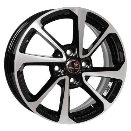 Remain  Hyundai Solaris (R105)  6,0\R15 4*100 ET48  d54,1  Алмаз-черный  10501AR