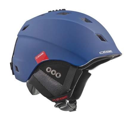 Горнолыжный шлем мужской Cebe Ivory 2019, темно-синий, XL