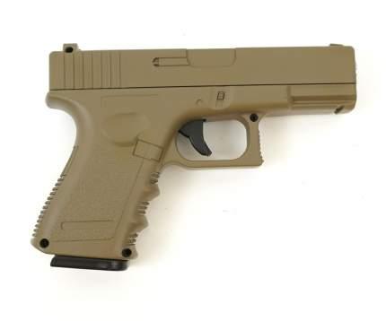Страйкбольный пружинный пистолет Galaxy  Китай (кал. 6 мм) G.15D (песочный)