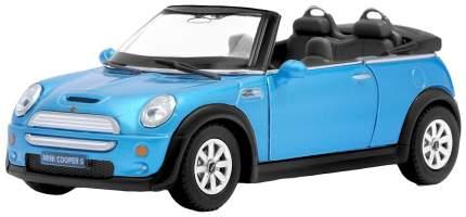 Машина металлическая Mini Cooper S Convertible, 1:28, инерция Kinsmart