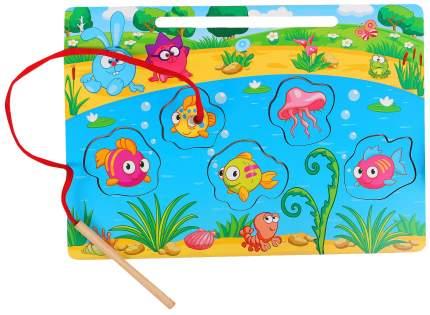 Магнитная рыбалка «Летние каникулы. Смешарики» Мастер игрушек